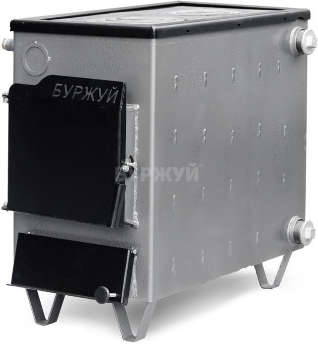 Котел-плита Буржуй КП-18 кВт димохід назад (4 мм). Фото 3