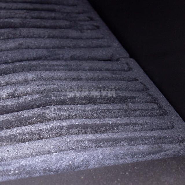 Котел-плита Буржуй КП-18 кВт димохід назад (4 мм). Фото 5
