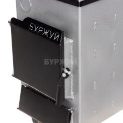 Котел-плита Буржуй КП-18 кВт димохід назад (4 мм). Фото 4