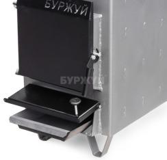 Котел-плита Буржуй КП-18 кВт димохід назад (4 мм). Фото 6