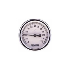 """Термометр погружний з латунною гільзою 1/2"""""""