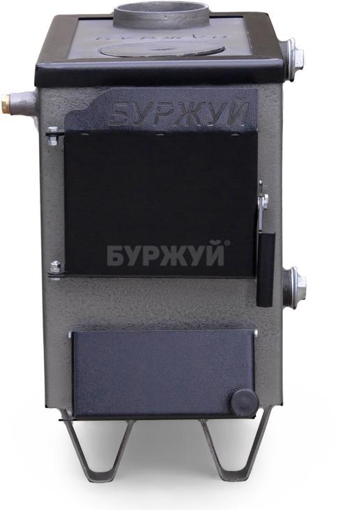 Котел-плита Буржуй КП-10 кВт димохід вверх (4 мм). Фото 3