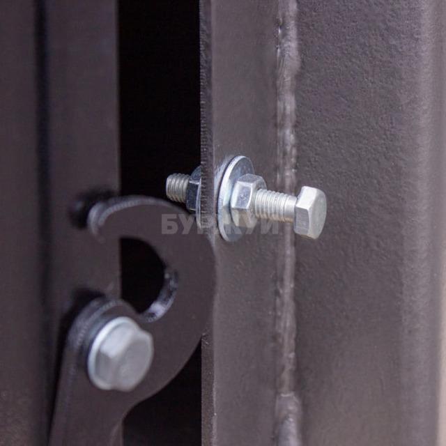 Котел-плита Буржуй КП-10 кВт димохід вверх (4 мм). Фото 10